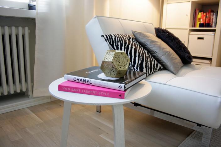 HAY, coffee table, sivupöytä
