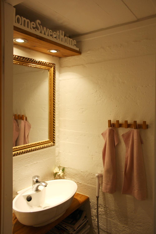 rintamamiestalo, remontti, wc