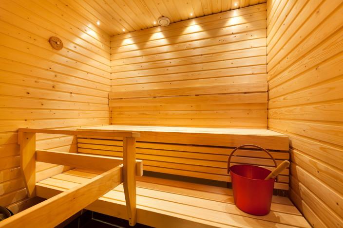 sauna, remontti, valmis