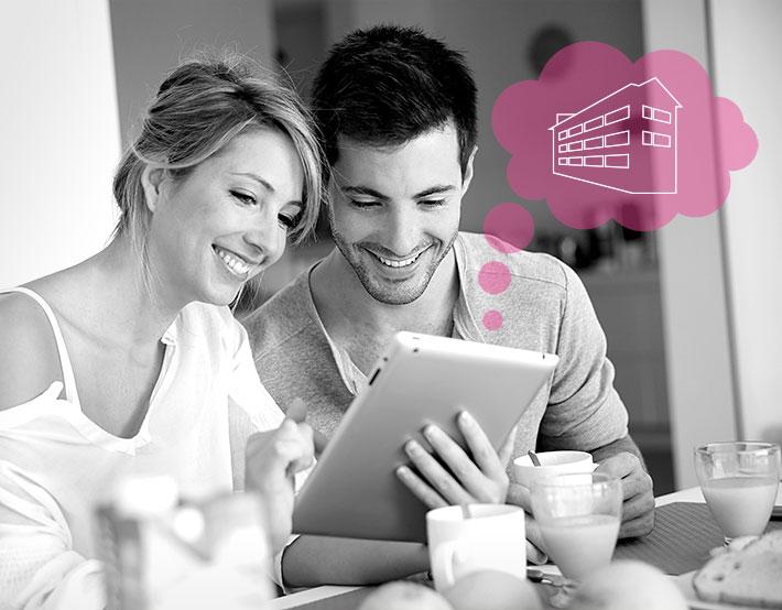 Myytävät asunnot löytyvät helposti Etuovi.comista