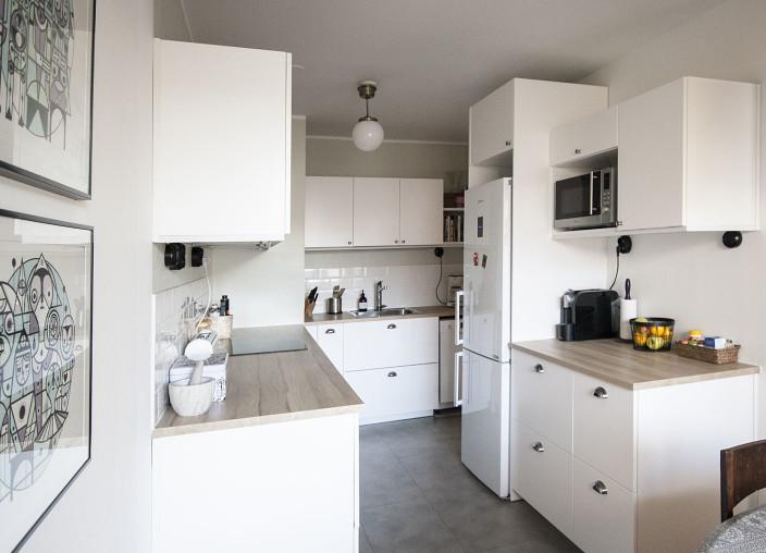 I-keittiön mitoitus