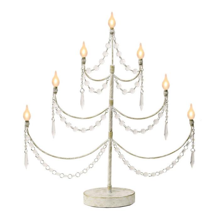 Koristeellinen kynttelikkö