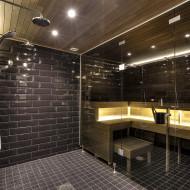 Vanhan talon saunan remontti – nyt viihtyy saunatonttukin