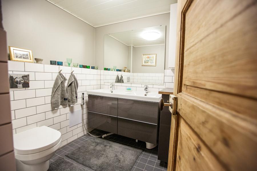 30-luvun talon wc-remontti Tampereen Pispalassa