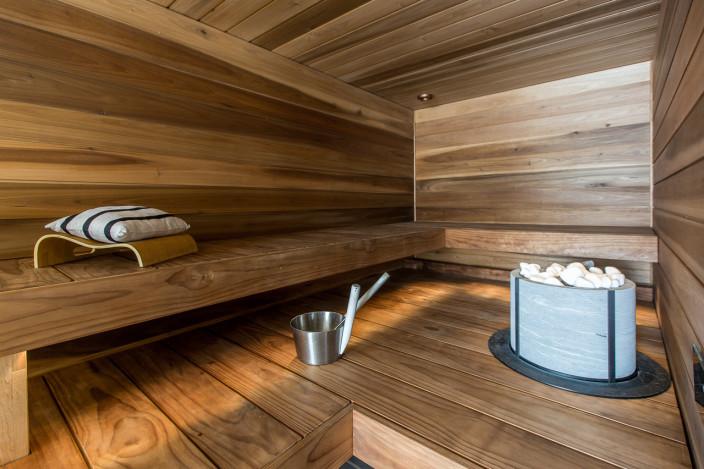 sauna muutoksen jälkeen