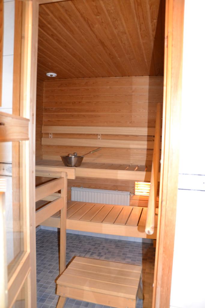 sauna ennen