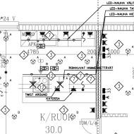 Sähköä, putkia ja puhaltimia – LVIS-suunnitelmat alulle