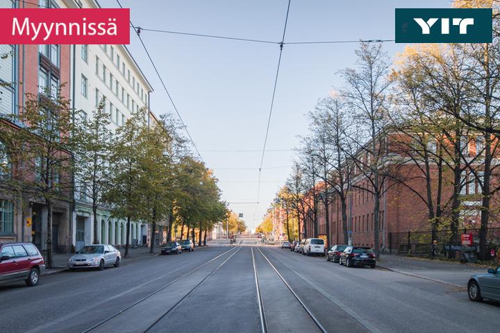 Helsingin Vallilan tehdasmiljöö