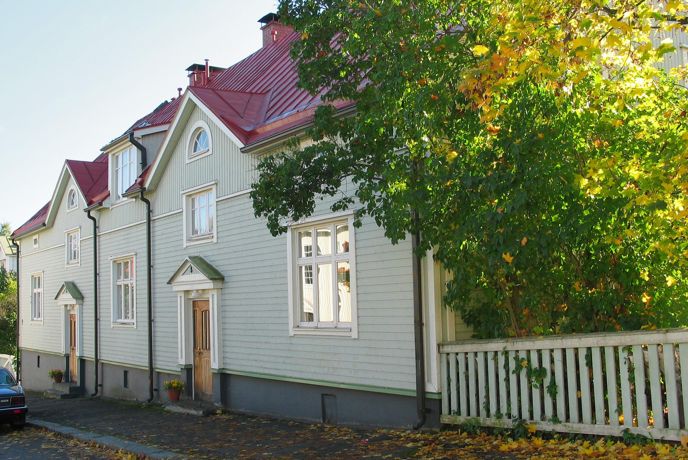 Vuokra-asunnot Tampereella Pyynikilla