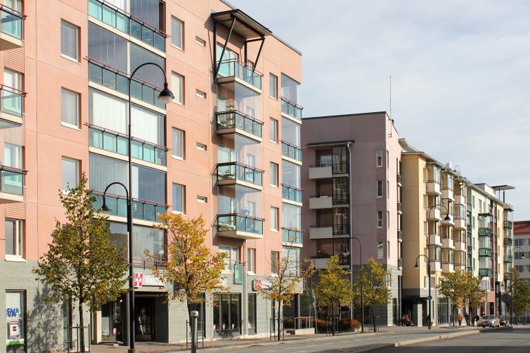 Vuokra-asunnot Tampereella Tammelassa