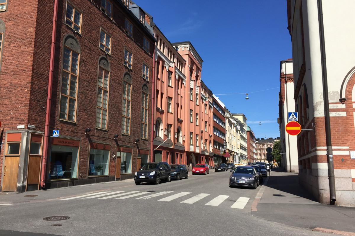 Halutuimmat vuokra-asunnot Helsingissä