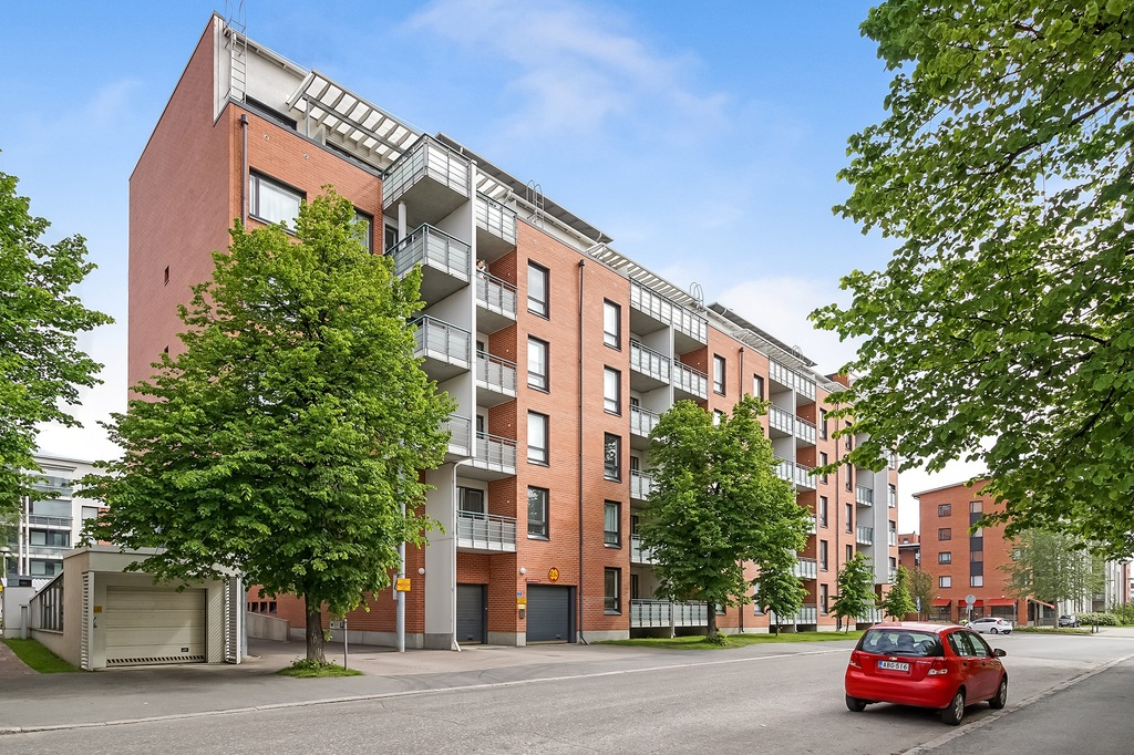 Oulu Heinäpää Realia Asuntovuokraus