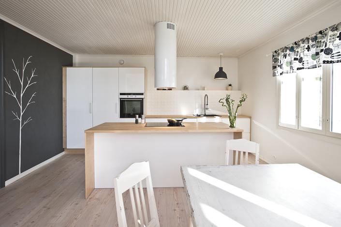 Lapsiystävällisen keittiön lattia  tutustu eri vaihtoehtoihin