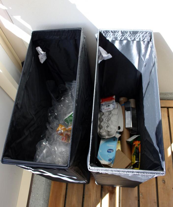kierrätys, jätteidenlajittelu