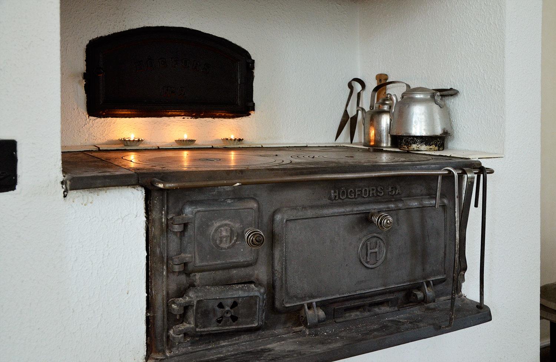 keittiö, rustiikkinen, leivinuuni