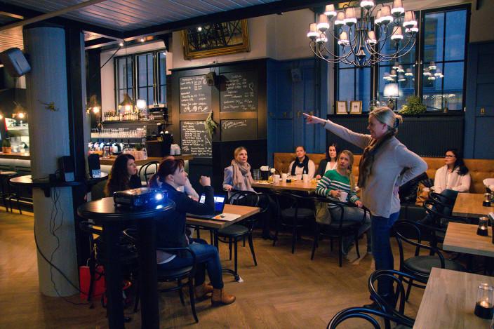 blogi, bloggaajat, sisustus, ravintola