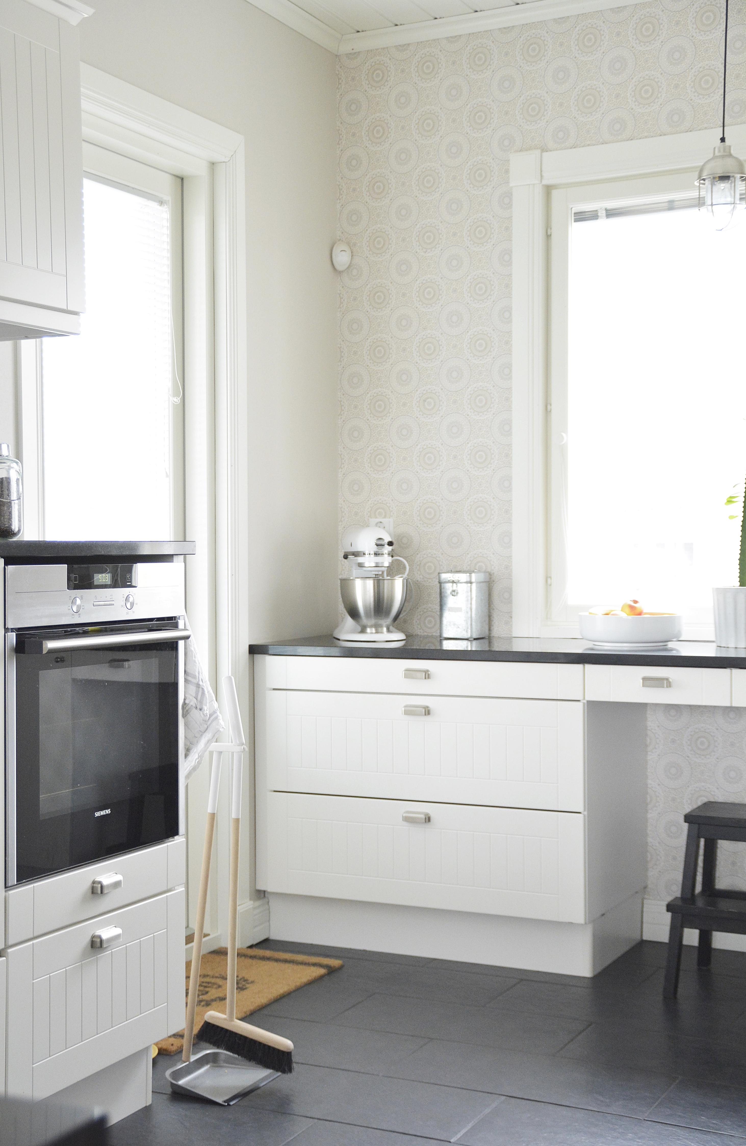 Keittiön uusi ilme pienellä budjetilla  Etuovi com Ideat & vinkit