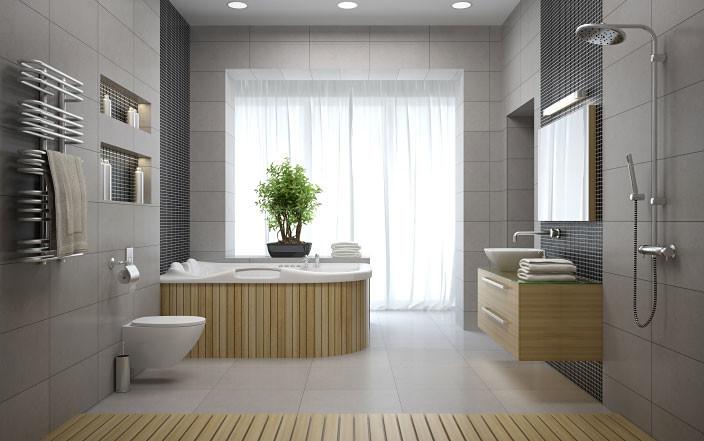 kylpyhuoneen suunnittelu
