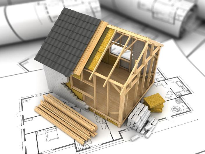 oman talon suunnittelu