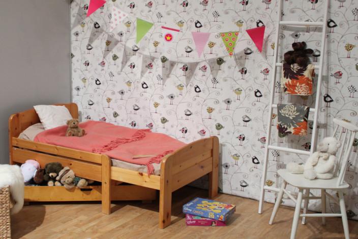 lastenhuoneen sisustus eri ikäisille lapsille