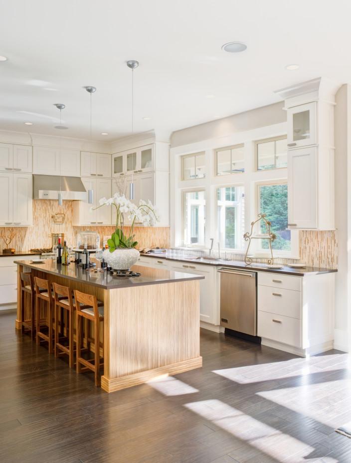 keittiön perinteinen ja tyylikäs ilme